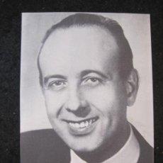 Catálogos de Música: FRANCK POURCEL-DISCOS LA VOZ DE SU AMO-PUBLICIDAD ANTIGUA-VER FOTOS-(K-4448). Lote 295509228
