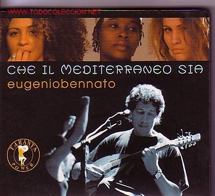 EUGENIOBENNATO CD DIGIPA CON LIBRETO CD ORIGINAL (Música - CD's World Music)