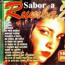 CDs de Música: CD SABOR A RUMBA VOL 2. Lote 16085942