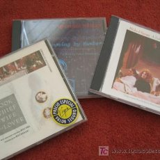 CDs de Música: MICHAEL NYMAN--3 CD´S A ZED AND TWO NOUGHTS; THE COOK THE THIEF AND HER LOVE; DROWING BY NUMBERS. Lote 26568269
