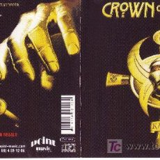 CDs de Música: CROWN OF THE THORNS CD ORIGINAL KARMA CD PROMOTION. Lote 26639875