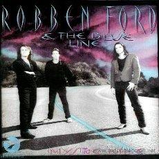 CDs de Música: ROBBEN FORD & THE BLUE LINE ··· MYSTIC MILE ··· (CD ORIGINAL). Lote 21467173