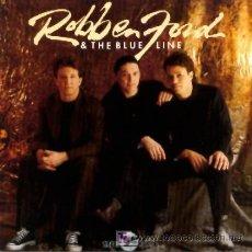 CDs de Música: ROBBEN FORD & THE BLUE LINE ··· ROBBEN FORD & THE BLUE LINE - (CD ORIGINAL). Lote 21467207