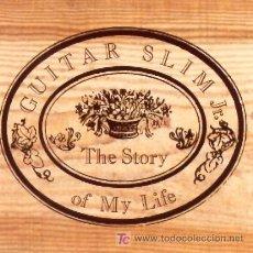 CDs de Música: GUITAR SLIM JR. ··· THE STORY OF MY LIFE ··· (CD ORIGINAL). Lote 21467233