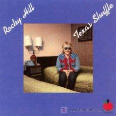 CDs de Música: ROCKY HILL ··· TEXAS SHUFFLE ··· (CD ORIGINAL). Lote 21467622