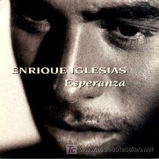 CDs de Música: ENRIQUE IGLESIAS ··· ESPERANZA - (CD SINGLE). Lote 21340853