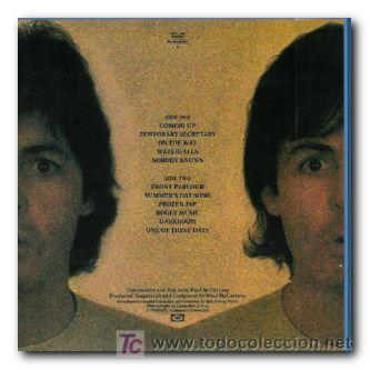 CDs De Musica PAUL McCARTNEY CD II BEATLES MINI LP COLECCIONISTA MUY RARO