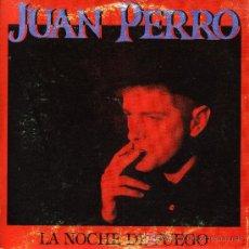 CDs de Música: JUAN PERRO CD SINGLE 1987 ORIGINAL 2 TEMAS. Lote 11104102