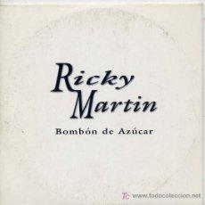CDs de Música: RICKY MARTIN / BOMBÓN DE AZÚCAR (CD SINGLE 1997). Lote 4136704