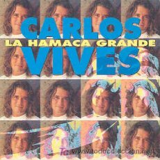 CDs de Música: CARLOS VIVES / LA HAMACA GRANDE (CD SINGLE 1994). Lote 4167454