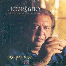 CDs de Música: EL LEBRIJANO / ¡AY! POR DIOS (CD SINGLE 1998). Lote 4169129