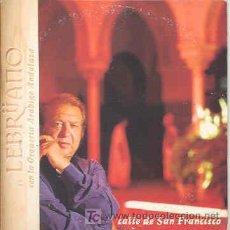 CDs de Música: EL LEBRIJANO - CALLE DE SAN FRANCISCO - CDSINGLE DE 1997. Lote 4169132