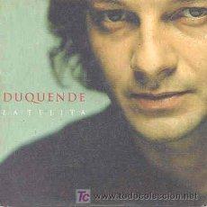 CDs de Música: DUQUENQUE - LA TELITA - CDSINGLE DE 2000. Lote 4221877