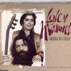 CDs de Música: LOLE Y MANUEL / ARRIBA EL CIELO (CD SINGE DE 1994). Lote 4222889