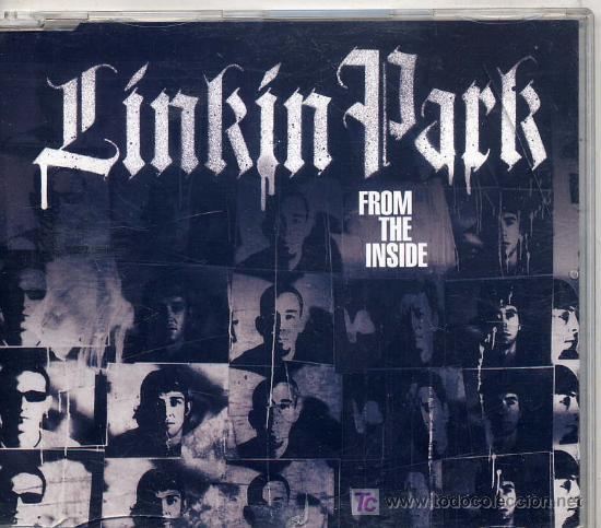 LINKIN PARK / From the inside (CD single de 2003)