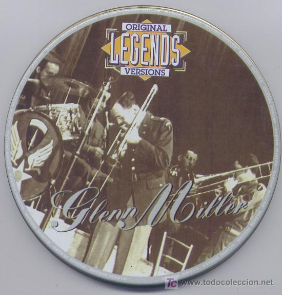 GLENN MILLER .. CDS (Música - CD's Jazz, Blues, Soul y Gospel)