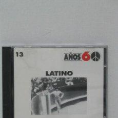 CDs de Música: LATINO AÑOS 60. Lote 5610084
