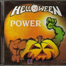 CDs de Música: HELLOWEEN - POWER CD SINGLE RARO EDITADO POR HELLOWEEN EN 1996. Lote 4352081