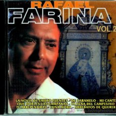 CDs de Música: CD RAFAEL FARINA - VOL 2. Lote 10599707