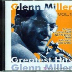 CDs de Música: CD GLENN MILLER GREATEST HITS VOL 1. Lote 18383490