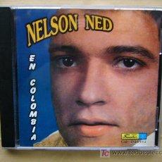 CDs de Música: NELSON NED - EN COLOMBIA. Lote 26606799