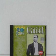CDs de Música: CARLOS GARDEL (20 EXITOS). Lote 19754109