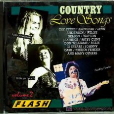 CDs de Música: CD COUNTRY - COUNTRY LOVE SONGS. Lote 18924155