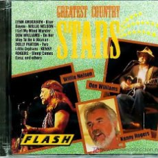 CDs de Música: CD COUNTRY - GREATEST COUNTRY STARS. Lote 18924157