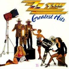 CDs de Música: ZZ TOP ··· GREATEST HITS - (CD ORIGINAL). Lote 21413951