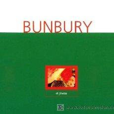CDs de Música: BUNBURY ··· EL JINETE - (CD MAXI ORIGINAL DIGIPACK - 9 TEMAS) ··· NUEVO. Lote 21340358