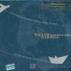 CDs de Música: VICTOR HEREDIA CD TIERNAMENTE AMIGOS DUETOS CON JAIRO JOAN MANUEL SERRAT ALBERTO CORTEZ ANA BELEN . Lote 58250187
