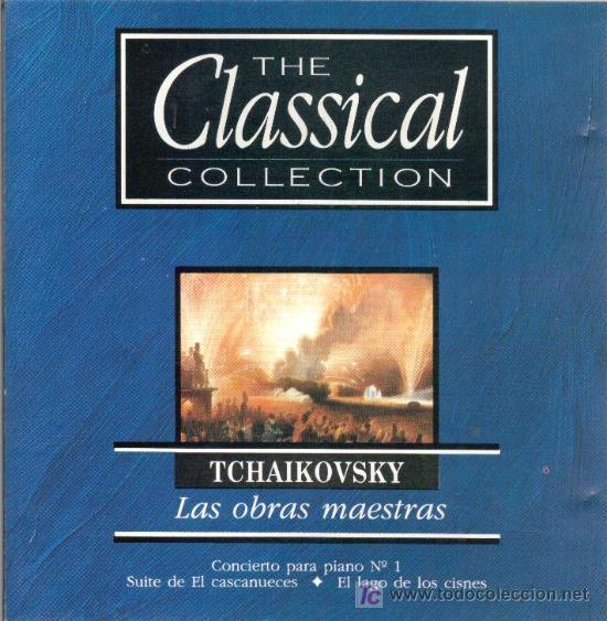 cds de tchaikovsky para