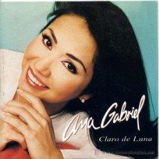 CDs de Música: ANA GABRIEL / CLARO DE LUNA (CD SINGLE 1999). Lote 5626632