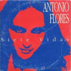 CDs de Música: ANTONIO FLORES / SIETE VIDAS - UNA ESPINA (CD SINGLE 1994). Lote 5628369