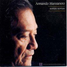 CDs de Música: ARMANDO MANZANERO / SOMOS NOVIOS (CD SINGLE 2000). Lote 5628694