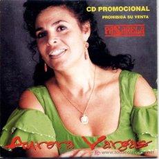 CDs de Música: AURORA VARGAS / GITANA DE OJOS NEGROS - ALAREVOLVÉ (CD SINGLE 1998). Lote 5628913