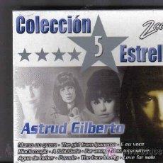 CDs de Música: PACK 2 CD´S DE ASTRUD GILBERTO - LA CHICA DE IPANEMA - 24 CANCIONES. Lote 15073212