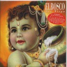 CDs de Música: EL BOSCO / AVE VIRGO (CD SINGLE 1997). Lote 15032170