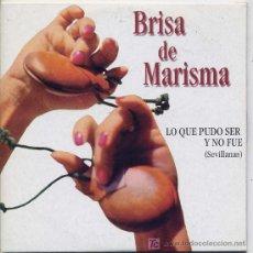 CDs de Música: BRISA DE MARISMA / LO QUE PUDO SER Y NO FUE (CD SINGLE 2001). Lote 5653755