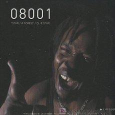 CDs de Música: 08001 / STAR - A FOREST - CLIP STAR (CD SINGLE 2004). Lote 28750954