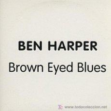 CDs de Música: BEN HARPER / BROWN EYED BLUES (CD SINGLE 2003). Lote 56159702