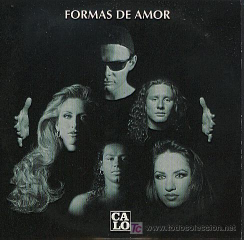 Calo Formas De Amor Cd Single 1994 Sold Through Direct Sale