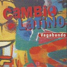 CDs de Música: CAMBIO LATINO / VAGABUNDO (CD SINGLE 2000). Lote 5759448
