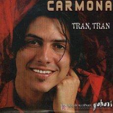 CDs de Música: CARMONA / TRAN, TRAN (CD SINGLE 2002). Lote 5771288