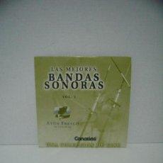 CDs de Música: LAS MEJORES BANDAS SONORAS. Lote 5791057
