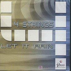 CDs de Música: 4 STRINGS / LET IT RAIN - VERSIÓN (CD SINGLE 2003). Lote 5859929