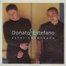 CDs de Música: DONATO & ESTEFANO / ESTOY ENAMORADO (CD SINGLE 2000). Lote 5868551
