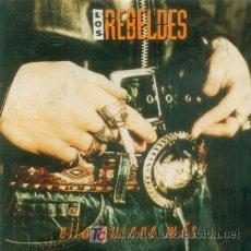 CDs de Música: LOS REBELDES - ELLA QUIERE MAS - CD SINGLE RARO DE PROMOCION - NEO ROCKABILLY. Lote 5893213