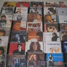 CDs de Música: LOTE CDS VARIADOS OFERTA 10 A ELEJIR. Lote 17557784