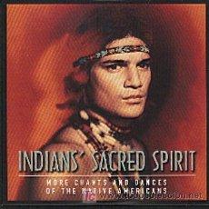 CDs de Música: INDIANS´ SACRED SPIRIT / YANE - HEJA - HEE / A - LA - KE / LAND OF PROMISE (CD SINGLE 2000). Lote 6119961